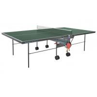Теннисный стол для помещений Sunflex Pro Indoor зеленый