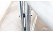 Батут 12 футов с защитной сеткой и лестницей 4 ноги