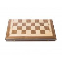 Шахматы Турнирные-1 инкрустация 40, Zeynalyan