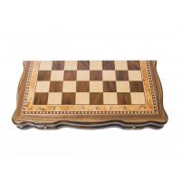 Шахматы Турнирные-3 инкрустация 40, Zeynalyan