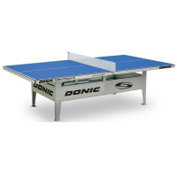 Антивандальный теннисный стол Donic Outdoor Premium 10 синий