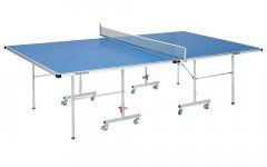 Всепогодный теннисный стол DFC Tornado синий S600B уцененный