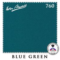 Сукно Iwan Simonis 760 195см Blue Green