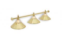 Светильник Alison Golden 3 плафона