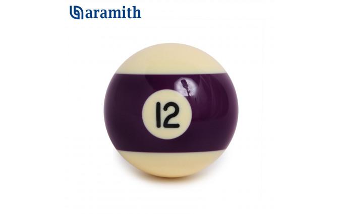 Шар Aramith Premier Pool №12 ø57,2мм