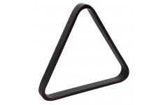 Треугольник Classic темно-коричневый дуб ø60,3мм