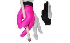 Перчатка Fortuna Classic розовая/черная M/L