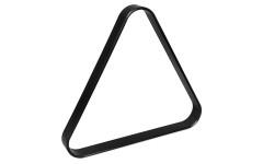 Треугольник Junior пластик чёрный ø50,8мм