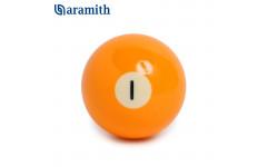 Шар Aramith Premier Pool №1 ø57,2мм