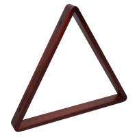 Треугольник Венеция дуб махагон ø68мм