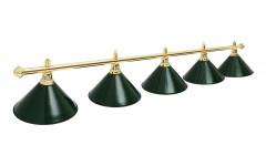 Светильник Evergreen Luxe 5 плафонов