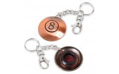 Брелок-инструмент для обработки наклейки на цепочке №8 блистерная упаковка