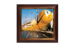 Часы Бильярд AFG7804 38х41см