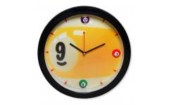 Часы Бильярд SN5025 ø29,5см