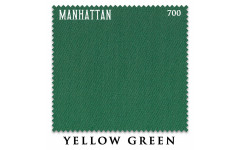 Сукно Manhattan 700 195см Yellow Green