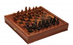 Шахматы каменные Американские 43х43 см (3,50