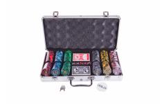 Набор для покера Lux на 300 фишек