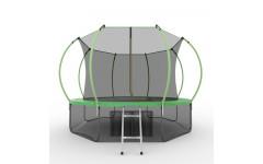 Батут EVO JUMP Internal 12ft (Green) + Lower net