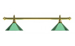 Лампа на два плафона