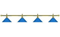Лампа на четыре плафона